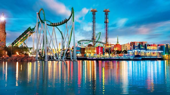 Universal Orlando to reopen on Friday with new safety protocols like virtual queues and distancing on rides
