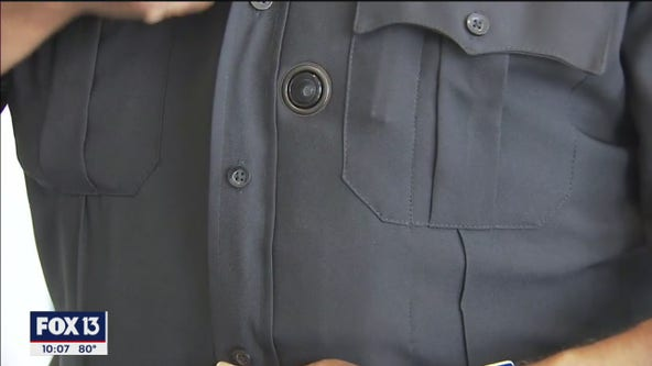 St. Pete officers to start wearing 'always-on' body cameras