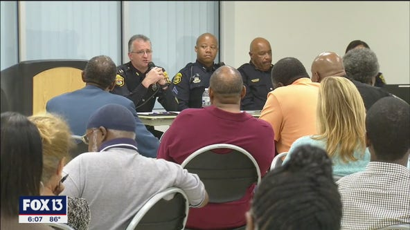 Clearwater NAACP call on law enforcement to adopt citizen review boards