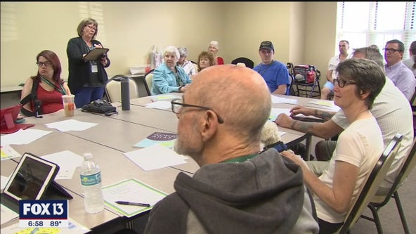 Support group for aphasia speech loss helps 23,000 in Bay Area