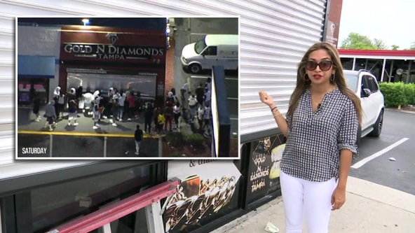 'Just sad': Owner watched on TV as protesters looted Tampa jewelry store