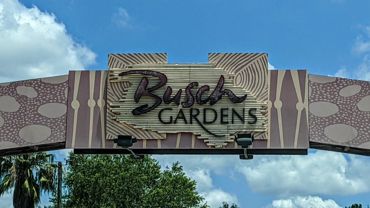 Busch Gardens Waves Of Honor 2019