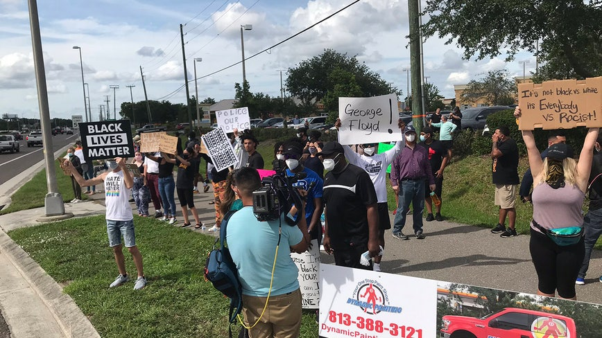 Riverview protest may disrupt traffic, sheriff warns