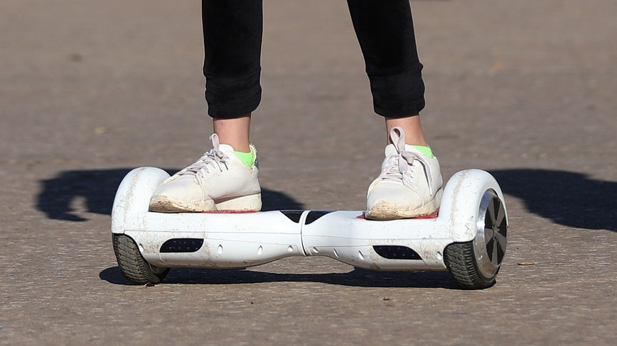 Florida man wearing mask tries to snatch 9-year-old girl off hoverboard