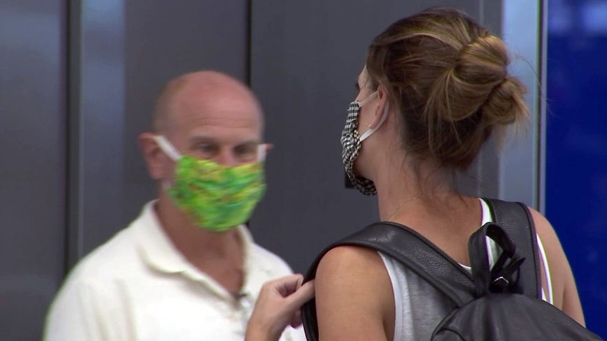 Florida judge rejects lawsuit that claimed masks are unconstitutional