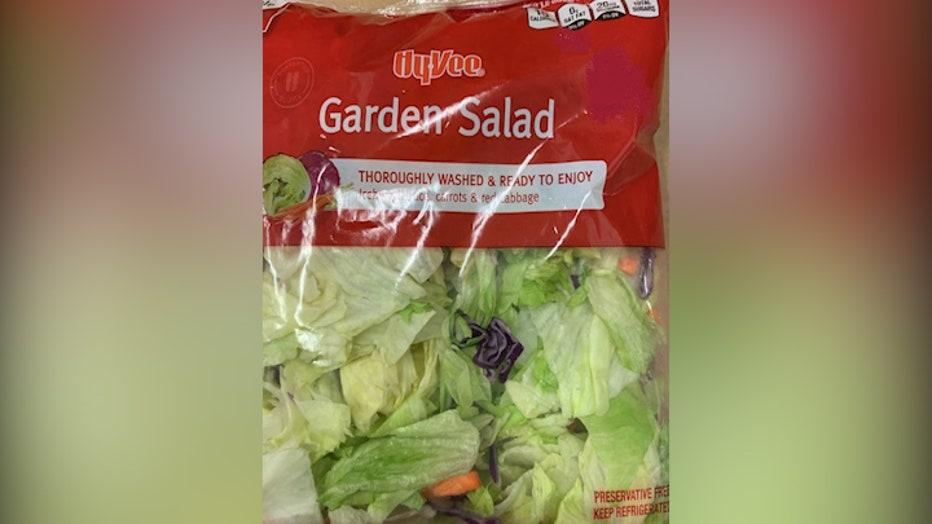 Hyvee salad