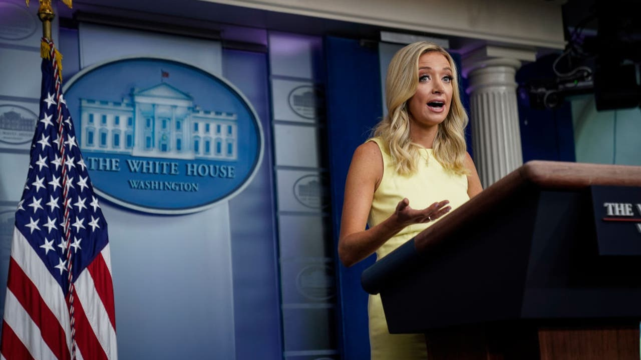 'The science should not stand in the way': McEnany says science is on side of reopening schools