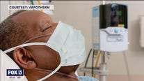 Doctors opt for less invasive breathing help
