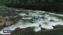 Drone Zone: Tennessee's Ocoee River