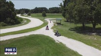 Drone Zone: Bone Valley ATV Park in Polk County