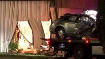 Vehicle crashes into lobby of Suncoast Animal Clinic