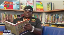 Tampa rapper makes video for kids to promote summer reading