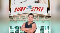 Bay Area teen still enjoys being first Surf Style model with Down Syndrome