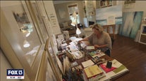 As a teacher, Tampa watercolor artist falls in love with art all over again