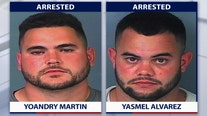 Preschool burglary suspects arrested after leaving item with address on it at scene of crime