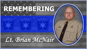Hall County deputy dies from illness, leaves behind wife, 9 children