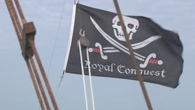At John's Pass, you can set sail on a pirate ship