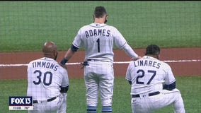 Activists hope Rays' Opening Day support creates opportunities for equality, justice