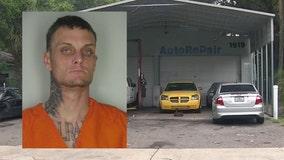 Tampa murder suspect injured in shootout with Georgia deputies