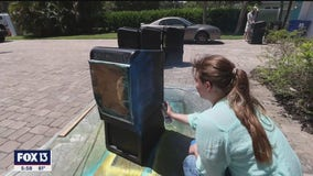 Mini libraries bring literacy, normalcy to families