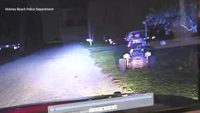 Lawnmower DUI arrest