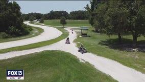Drone Zone: Bone Valley ATV Park in Polk County