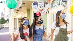 Walt Disney World updates mask policy with new exception