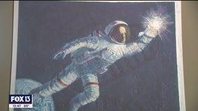 Visit outer space through art at MOSI