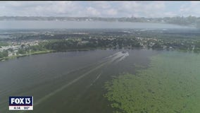 Drone Zone: The lakes of Winter Haven