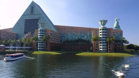Swan and Dolphin Resort at Walt Disney World set to reopen with new safety policies
