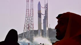 United Arab Emirates spacecraft blasts off from Japan to begin 7-month journey to Mars