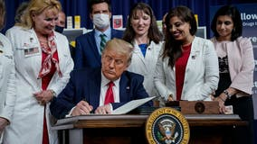 'Massive reductions': Trump signs executive orders to lower prescription drug costs