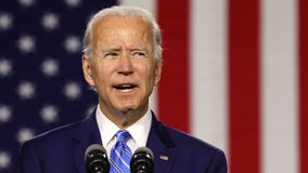Trump down 15 points to Biden in latest national poll