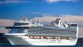 Princess cancels more cruises amid coronavirus pandemic