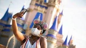 At Disney World: No mask, no on-ride photos