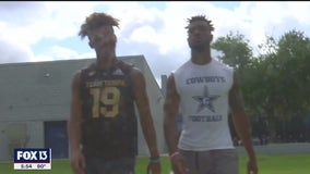 Gaither Cowboys ready to hand opponents double trouble