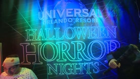 Universal Orlando cancels this year's Halloween Horror Nights