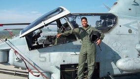 America's first Black female combat pilot encourages change with an open mind