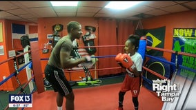 10-year-old with autism, ADHD overcomes challenges with boxing