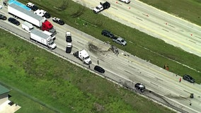 I-4 in Polk County reopens hours after deadly crash