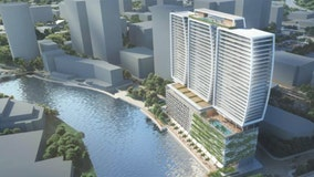 Riverwalk Place in downtown Tampa will be resdesigned