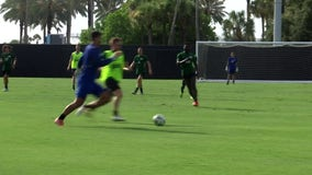 Rowdies are Tampa Bay's first professional team to return to play