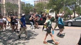 Chief says protests should continue, but not in St. Pete's streets