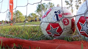 Youth sports league adjusts to get kids back in the game