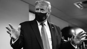 'Many people say that it is Patriotic to wear a face mask': Trump tweets photo of himself in mask