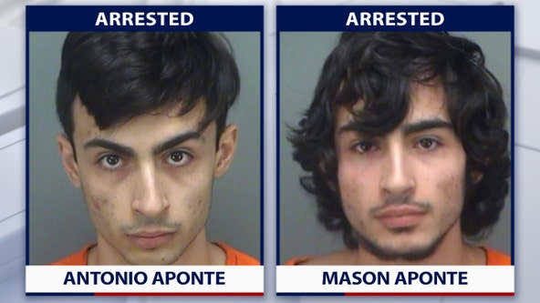 Pinellas deputies arrest twin brothers on drug, firearm charges