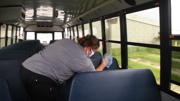 Student tests positive for COVID-19 after inaccurate bus seating chart prevents proper contact tracing