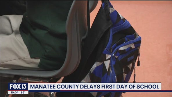 Classes will begin August 17 in Manatee County