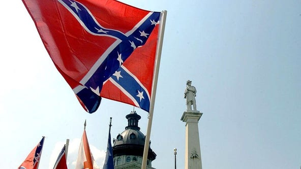 South Carolina closes government offices in observance of Confederate Memorial Day