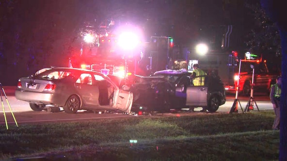 Wrong-way driver dies after crash on University Parkway, troopers say